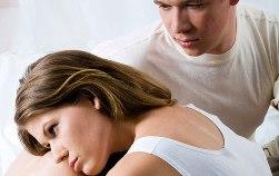 Затылочная боль вовремя секса